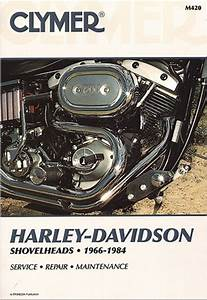 Harley Davidson Shovelhead Service And Repair Manual