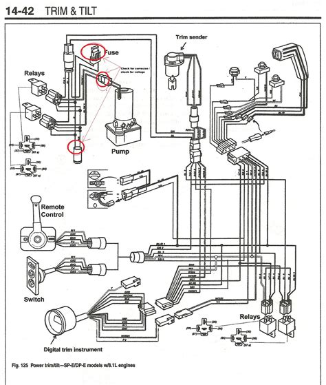 2001 Bayliner Wiring Diagram by I 2003 Bayliner Cub Cabby With A 4 Cyl Volvo Engine