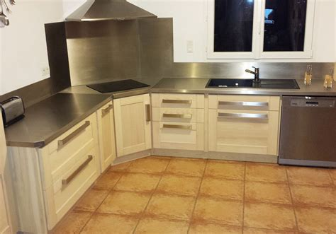 plan de travail angle cuisine espace cuisine atelier du sur mesure