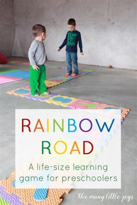 the rainbow road a sized learning for 508 | rainbow road copy