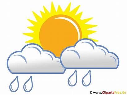 Regen Clipart Wetter Bild Sun Regenwolke Rain
