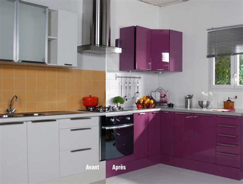 peindre ses meubles de cuisine déco intérieur pourpre repeindre meuble cuisine avec