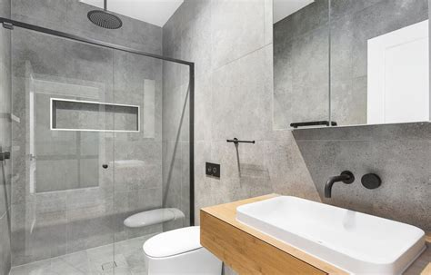 Beton Fliesen Bad by Get The Industrial Look With A Polished Concrete Tile