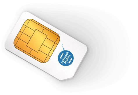 prepaid sim card  france