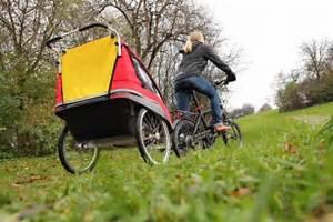 E Bike Für Fahrradanhänger : e bike und fahrradanh nger ~ Jslefanu.com Haus und Dekorationen