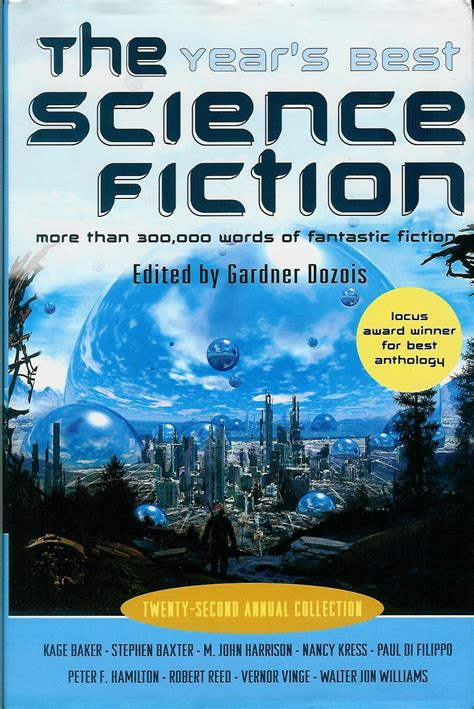 Best Science Fiction Books by Year S Best Science Fiction Novels Anthology Series