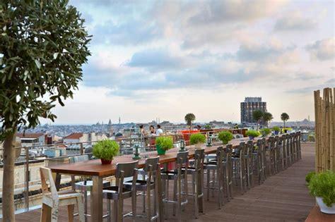 cuisine le bon coin le rooftop du shelter istanbul yonder
