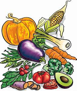 Free Fruit And Vegetables Clipart - ClipArt Best