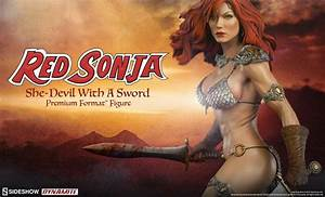 Red Sonja is still a she-devil with a sword