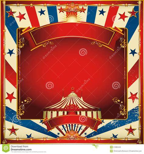 nice vintage circus background  big top stock photo