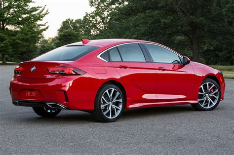 2018 buick regal gs first a v 6 powers the sporty hatchback motor trend