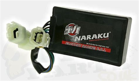 naraku racing derestricted cdi kymco sym pedparts uk