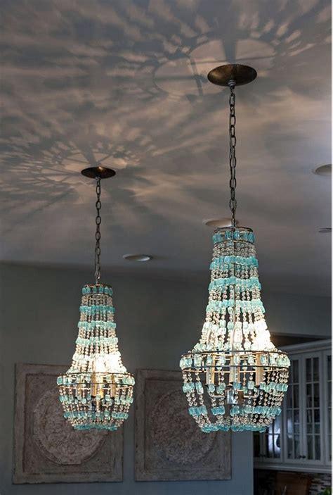 best chandelier 25 ideas of turquoise beaded chandelier light fixtures