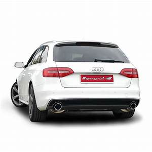 Audi A4 V6 Tdi : audi a4 b8 quattro avant 3 0 tdi v6 supersprint full exhaust system homemade videos ~ Medecine-chirurgie-esthetiques.com Avis de Voitures