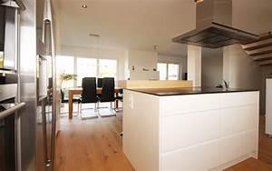 Side By Side In Küche Integrieren : kuche mit side by side kuhlschrank ~ Markanthonyermac.com Haus und Dekorationen