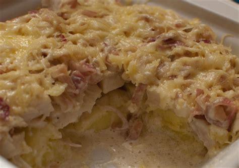 gratin de poisson et pommes de terre cahier de gourmandises