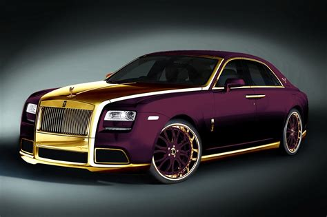Rolls Royce Ghost 10 Car Desktop Background