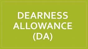 DEARNESS ALLOWANCE CALCULATION
