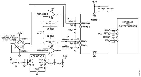 Circuit Analysis How Use This Strain Gauge Wire