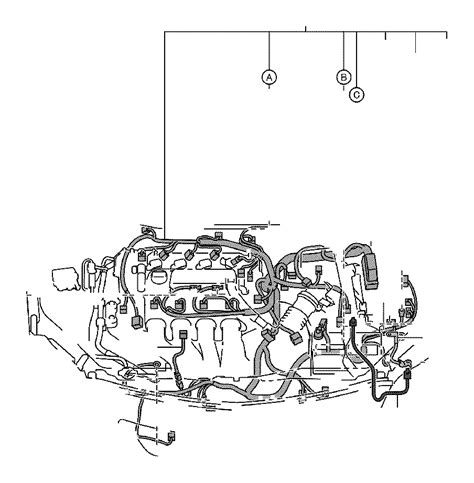 Toyota Tundra Connector Wiring Harness Electrical