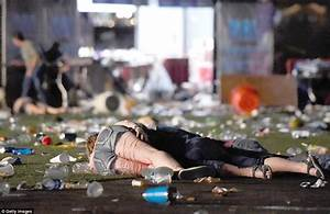 PicturedLas Vegas shooter dead on the floor of his room