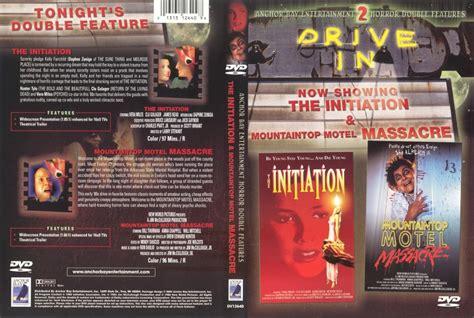 The Initiation (1983)/Mountaintop Motel Massacre (1983 ...