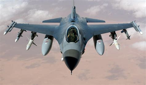 Why Russia And China Still Fear The F16 Fighting Falcon  The National Interest