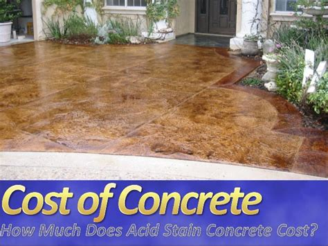 how much does it cost to stain kitchen cabinets how much does acid stain concrete cost 9882