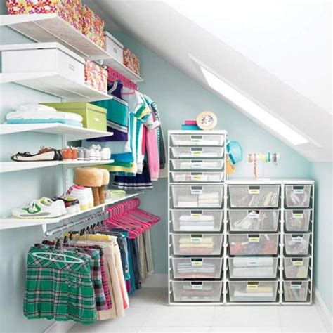 smart storage ideas for small spaces 30 smart storage ideas to improve closet organization and 30 | modern closet storage organization ideas 24