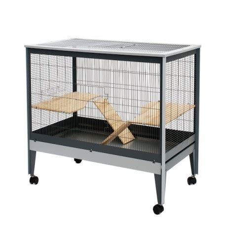 Gabbie Roditori - gabbia con barre per roditori conigli furetti mod 556