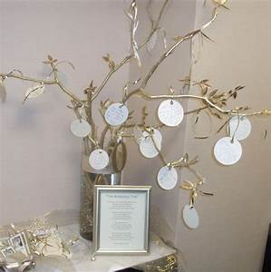 distracted by prayer how to make a blessing tree 50th With 50th wedding anniversary colors