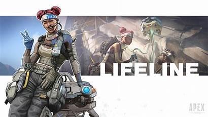 Apex Lifeline Legends Wallpapers 4k Background Octane