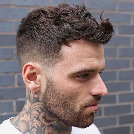 12 short wavy hairstyles for men mens hairstyles 2018