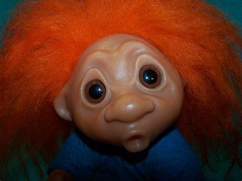 Norfin Troll Doll Heather, Denmark, 1977, Orig Tag
