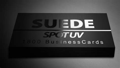 velvet suede business card printing businesscards