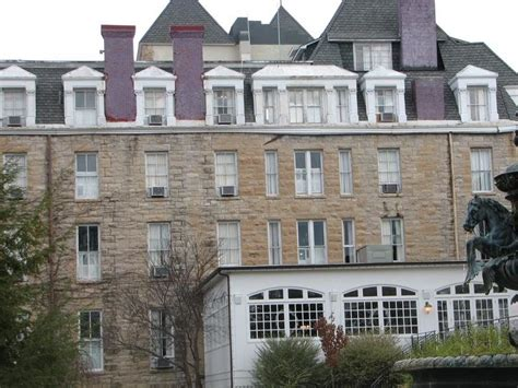 crescent hotel eureka springs arkansas real haunted place