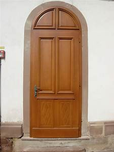 Porte D Entrée En Bois Moderne : cuisine portes d 39 entr e bois menuiserie guillaume ferbach porte d 39 entr e bois moderne porte d ~ Nature-et-papiers.com Idées de Décoration