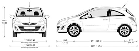 average car width 26 images of car template actual size 2 learsy com