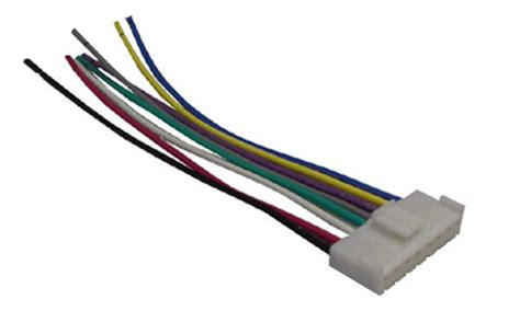Pioneer Wiring Harness Car Stereo Pin Wire Connector Ebay