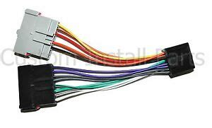 Ford Focu Wire Harnes by Ford Focus Wiring Harness Ebay