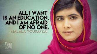 I Am Malala Quotes Fair I Am Malala Quotes  Quotes Of The Day