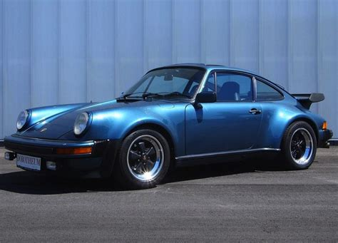 For Sale: 1979 930 Porsche 911 Turbo Owned By Bill Gates