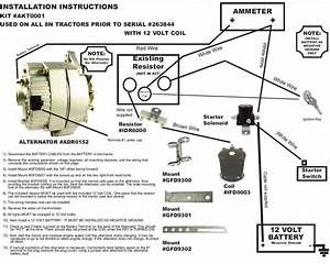 Circuit Pin Switch One Diagram Distributor Free Denso Plug Conversion Diesel Volt Jubilee Bill