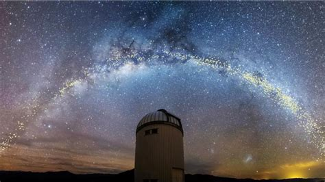 Astronomers Discover That The Milky Way Is A Warped And