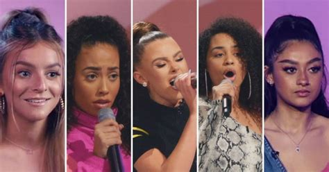Little Mix throws The Search into chaos before girl dance ...