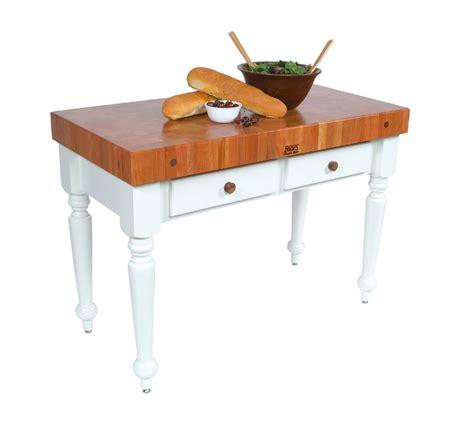 cherry wood kitchen island table boos rustica kitchen island table w cherry top 8196