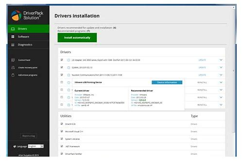 baixar kit de drivers do windows 8.1