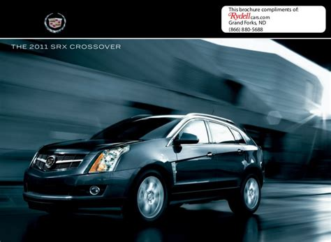 Rydell Chevrolet Buick Gmc Cadillac by 2011 Cadillac Srx In Grand Forks Nd Rydell Chevrolet