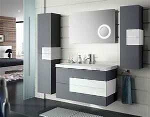 meubles lave mains robinetteries meuble sdb meuble de With meuble salle de bain 80 cm suspendu