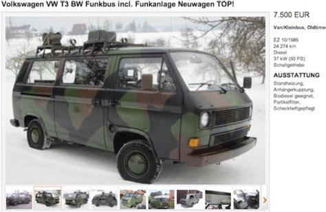 vw leasingrückläufer kaufen t3 bw r 252 ckl 228 ufer wie neuwagen top buschecker buschecker